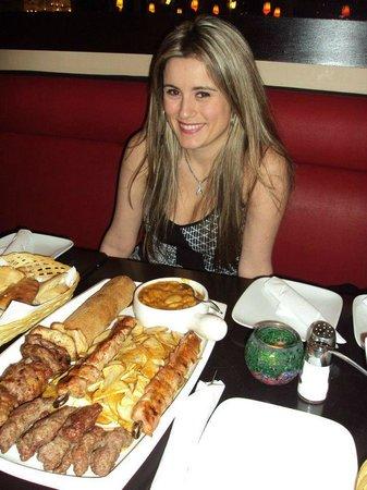 Zam Restaurant & Bar: FOOD...