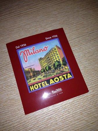 Hotel Aosta - Gruppo MiniHotel: Hotel Aosta