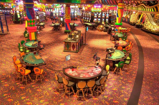 Brakpan, South Africa: Casino Floor