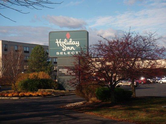 Holiday Inn Philadelphia South-Swedesboro: novembre