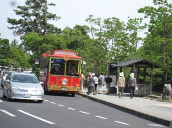 Shiomi Nawate Street: 観光地らしい風景です