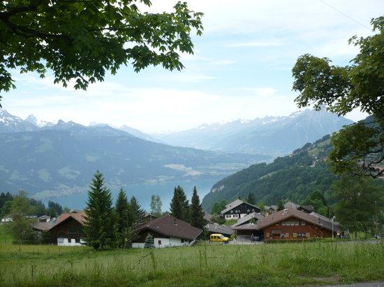 Sporthotel Habkern: Beautiful Interlaken area very close by