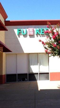 fu kee restaurant: front