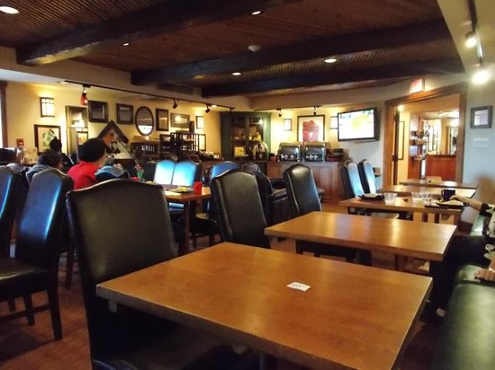 SureStay Collection by Best Western Inn at Santa Fe : restaurant