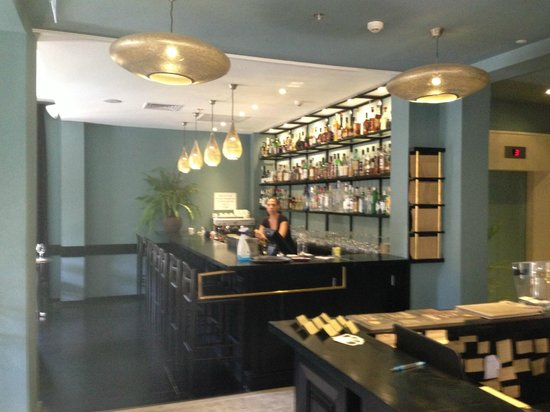 The Rothschild Hotel - Tel Aviv's Finest : Bar & Reception