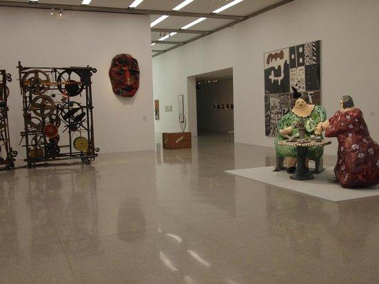 Museum of Modern Art Ludwig Foundation (MUMOK) : Exhibition In progress