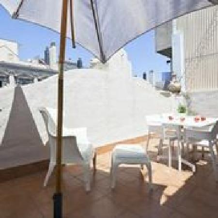 Splendom Suites: Terrace