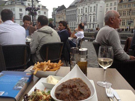 Denis Foley's: Belgian stew