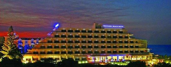 Vrissiana Beach Hotel : Hotel