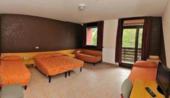 Sport Hotel Forte: Family Room