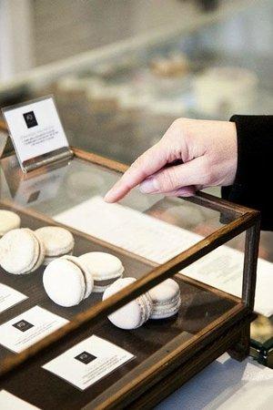Strangas Dessert Boutique Copenhagen: Strangas Macaron Selection