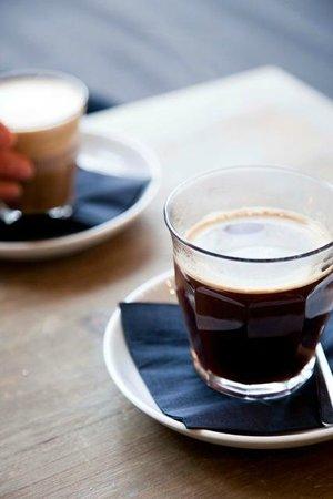 Strangas Dessert Boutique Copenhagen: Coffee time