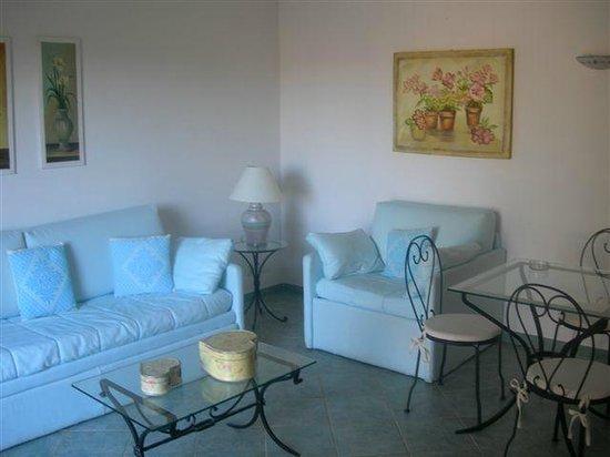 La Fenice Resort : Living Room