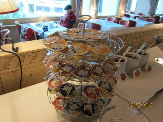 Hotel Steffani: breakfast