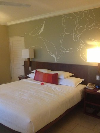 Sheraton Fiji Resort: Bedroom