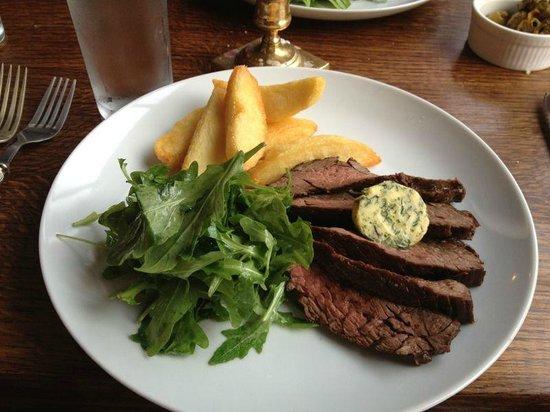 Glutton Club: bavette steak
