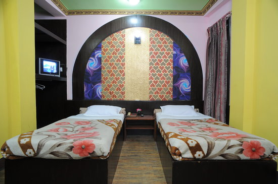 Acme Guest House: Standard Twin bed room Room