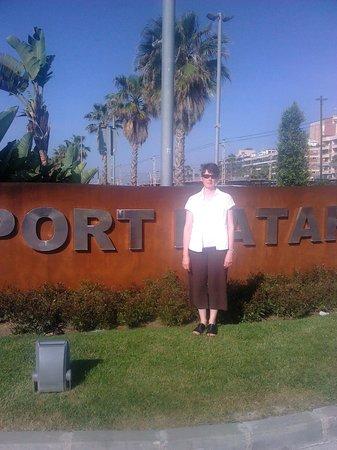 Hotel Atenea Port Barcelona Mataro : Port Mataro