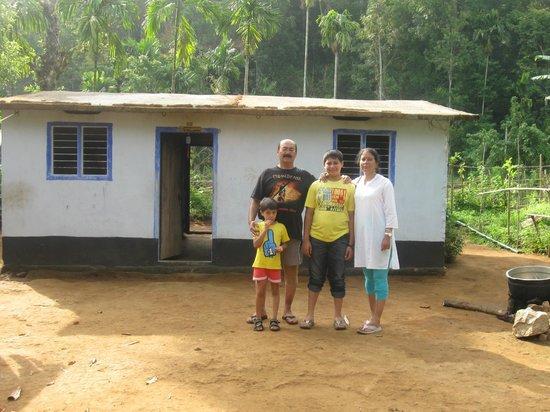 Melvins Homestay: Tribal house
