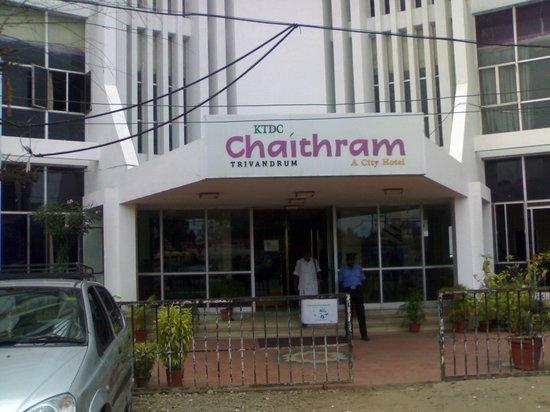 Chaithram Hotel: Hotel