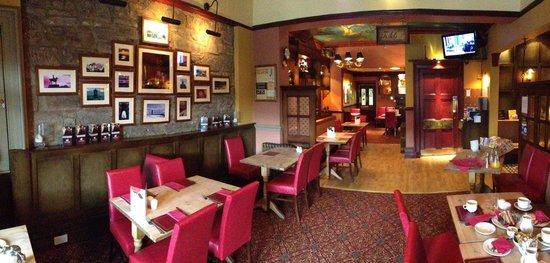 Hampton Hotel : Dining Room