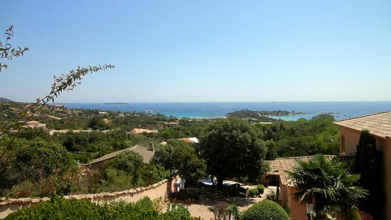 Funtana Marina : Vue Villa B