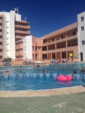 ClubHotel Riu Romantica: pool was lovely!