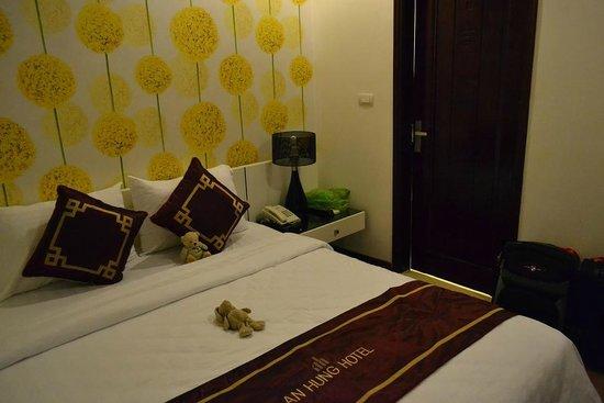 Hanoi Legacy Hotel Hoan Kiem : standard double bed room