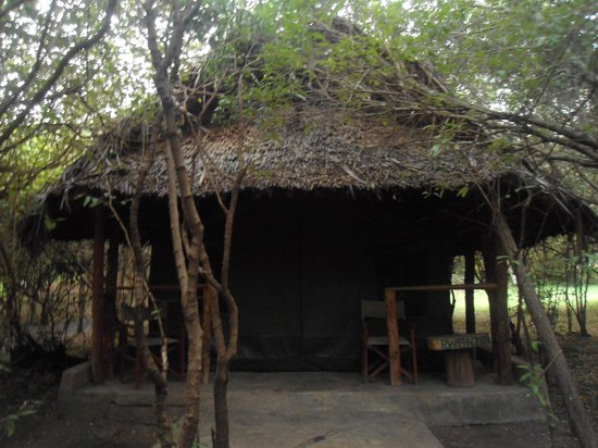 Enchoro Wildlife Camp: My Room/Tent