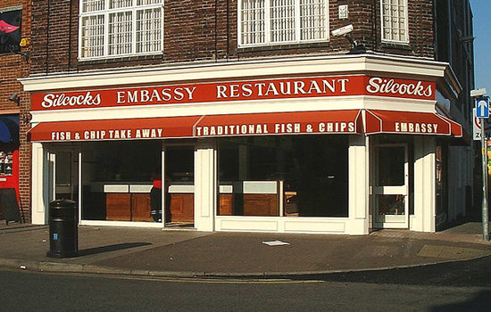 Embassy Restaurant & Take Away