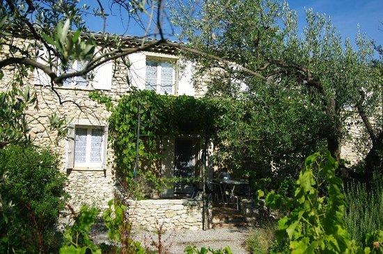 Domaine du Chene Vert : GITE LA BERGERIE appartement mitoyen capacité 6/8 personnes