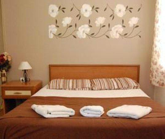 Blue Hotel: Slaapkamer