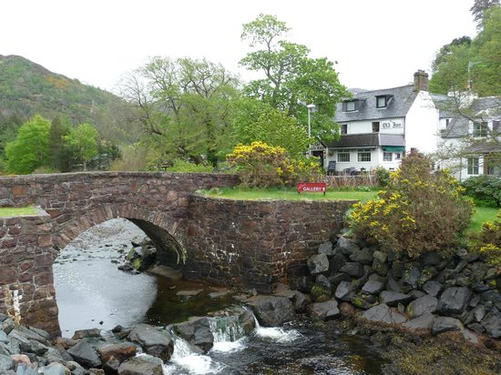 The Old Inn: Great hotel in the far north-west of Scotland