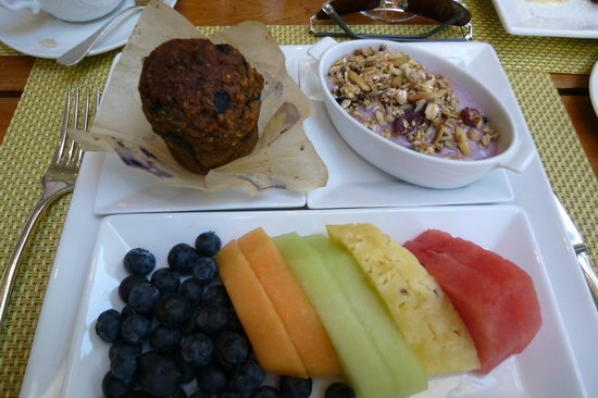 Four Seasons Hotel Las Vegas: Breakfast in Four Seasons