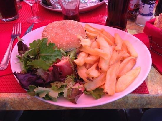 Parry's Bar : hamburger maison