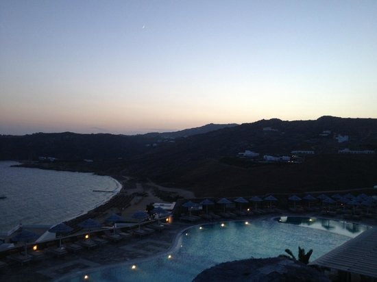Myconian Imperial Hotel & Thalasso Centre : θεα