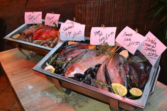 Catalan: BBQ Fish Night