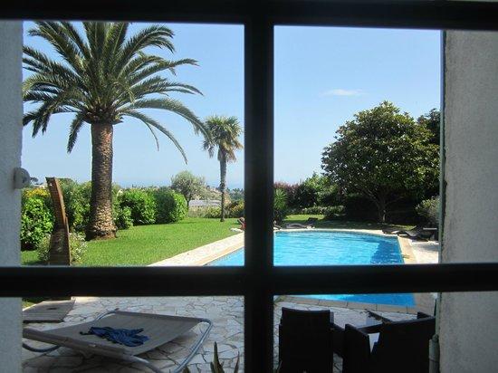Villa Antoline : Dalla camera Marrakech