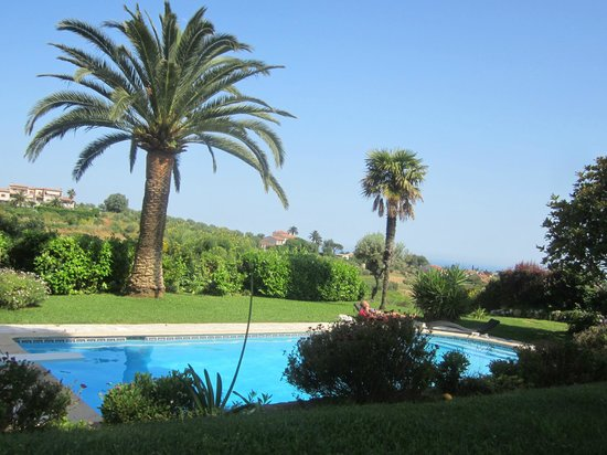 Villa Antoline : Giardino