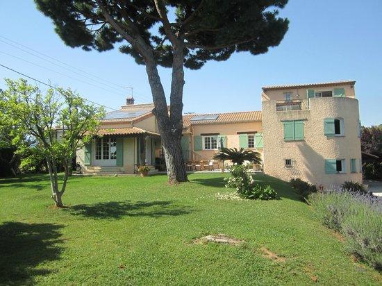 Villa Antoline : La maison