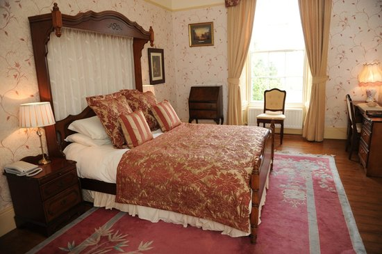 Corick House: Classic Bedroom