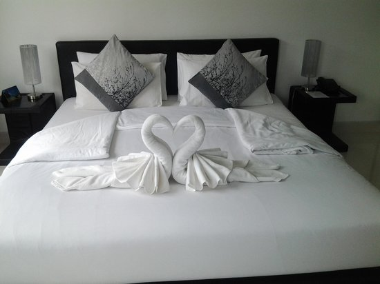 Absolute Nakalay Boutique Resort: Bed