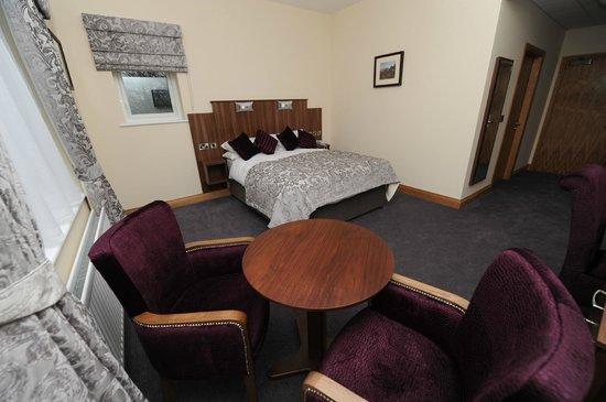 Corick House: Deluxe Bedroom