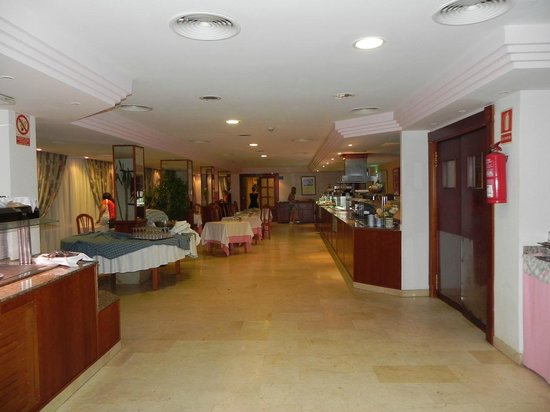 Hotel Canyamel Classic: Banco del Buffet