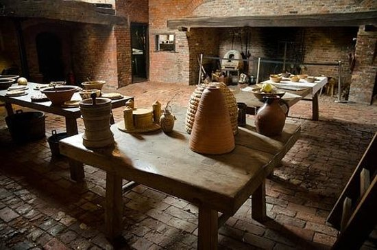 Gainsborough Old Hall: Kitchen