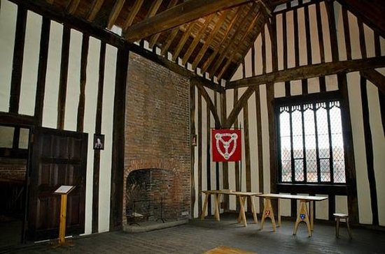 Gainsborough Old Hall: Steward's Room
