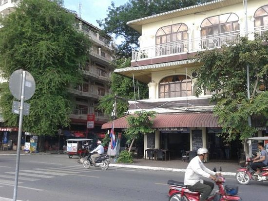 Paddy Rice Hotel: frontage