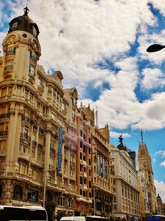 The Atlantico Picture Of Hotel Atlantico Madrid