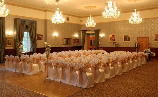 Corick House: Wedding