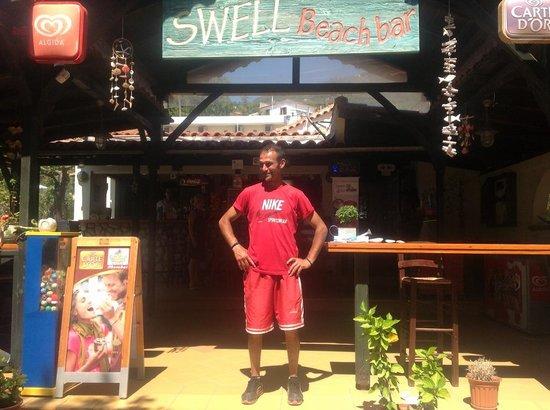Swell Beach Bar: All's SWELL
